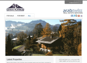 arab-swissrealestate.com