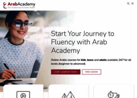 arabacademy.com