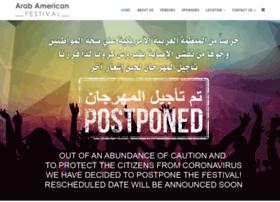 arabamericanfestival.com