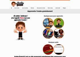 arabe-gratuit.fr