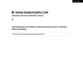 arabia4serv.com