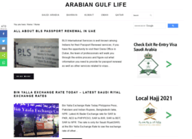 arabiangulflife.com