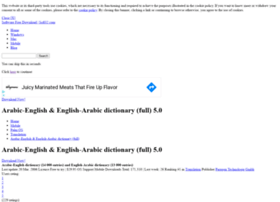 arabic-english-amp-english-arabic-dictionary-fu.soft32.com
