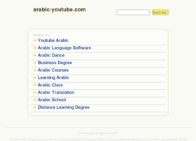 arabic-youtube.com