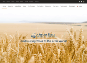 arabicbible.com