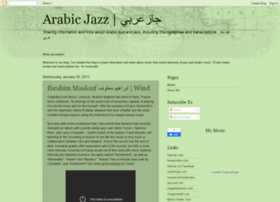 arabicjazz.blogspot.com