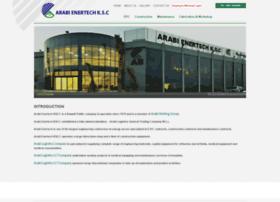 arabienertech.net