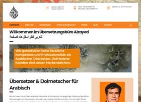 arabisch-uebersetzer.de
