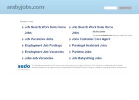 arabyjobs.com