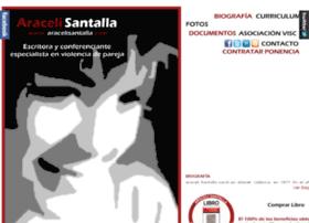 aracelisantalla.com