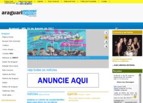 araguarionline.com