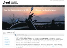 arai-helmet.com