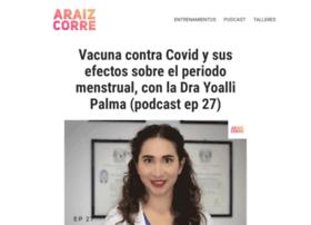 araizcorre.com