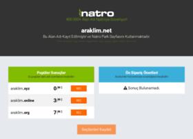 araklim.net