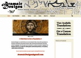aramaicdesigns.com