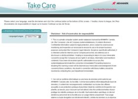 aramarkcanada.benefitcentre.com
