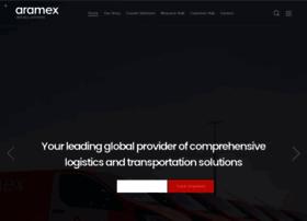 aramex.co.za