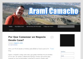 aramicamacho.com