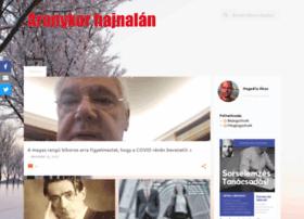 aranykorhajnalan.blogspot.hu