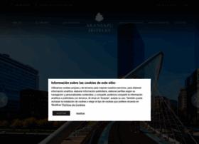 aranzazu-hoteles.com