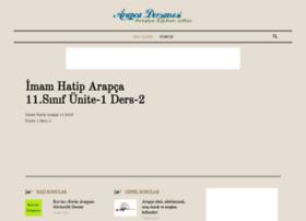 arapcadersanesi.com