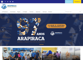 arapiraca.al.gov.br