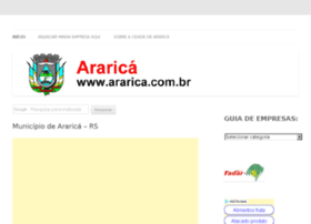 ararica.com.br