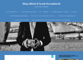 arashderambarsh.com