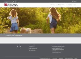 aratana.investorroom.com