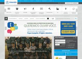 araucaria.pr.gov.br