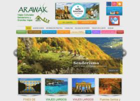 arawakviajes.com
