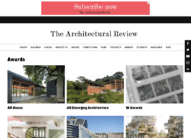 arawards.architectural-review.com