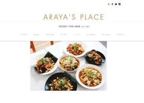 arayasplace.com