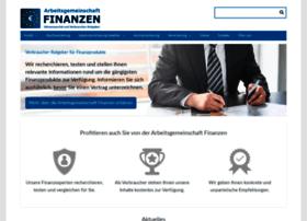 arbeitsgemeinschaft-finanzen.de