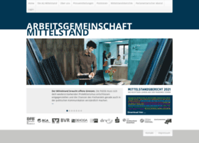 arbeitsgemeinschaft-mittelstand.de