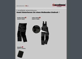 arbeitskleidung.schoenox.net