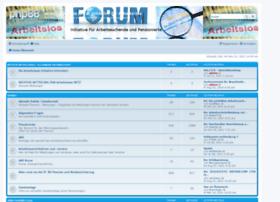 arbeitslosen-forum.at