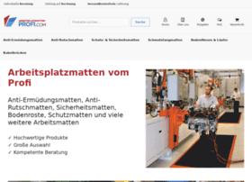 arbeitsplatzmatten-profi.com