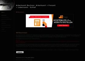 arbeitszeitrechner.npage.de