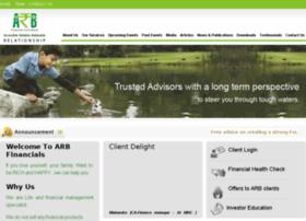 arbfinancials.com