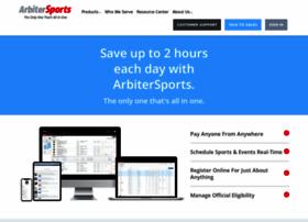 arbitersports.com