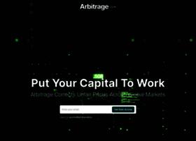 arbitrageportfolio.net