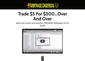 arbitrageunderdog.com