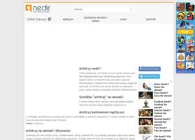 arbitraj.nedir.com