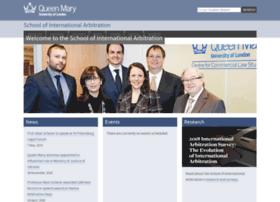 arbitration.qmul.ac.uk