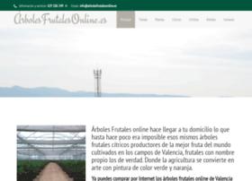 arbolesfrutalesonline.es