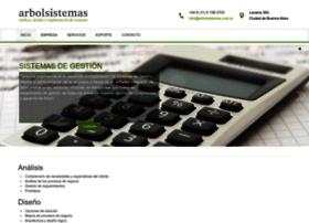 arbolsistemas.com.ar