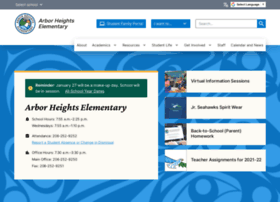 Arborheightses.seattleschools.org