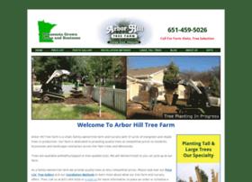 arborhilltreefarm.com