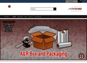 arboxpackaging.com